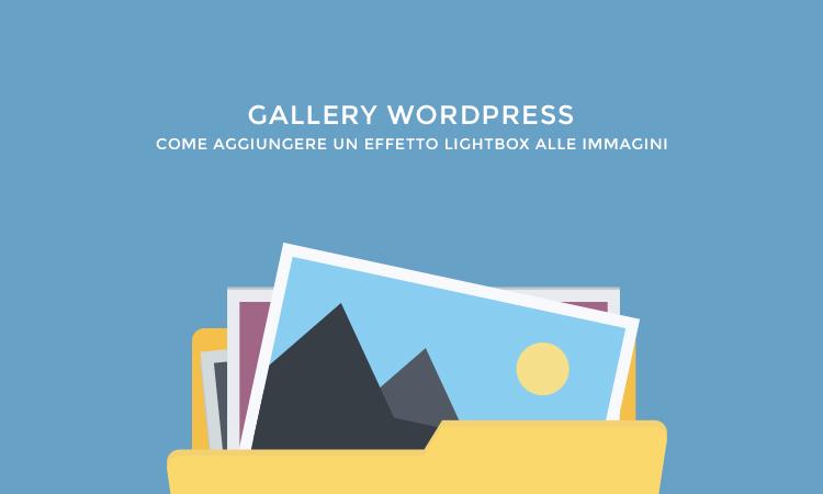 Gallery WordPress