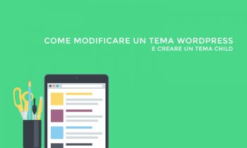 Come modificare un tema WordPress