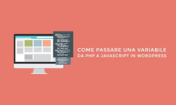 Come passare una variabile da PHP a jQuery in WordPress
